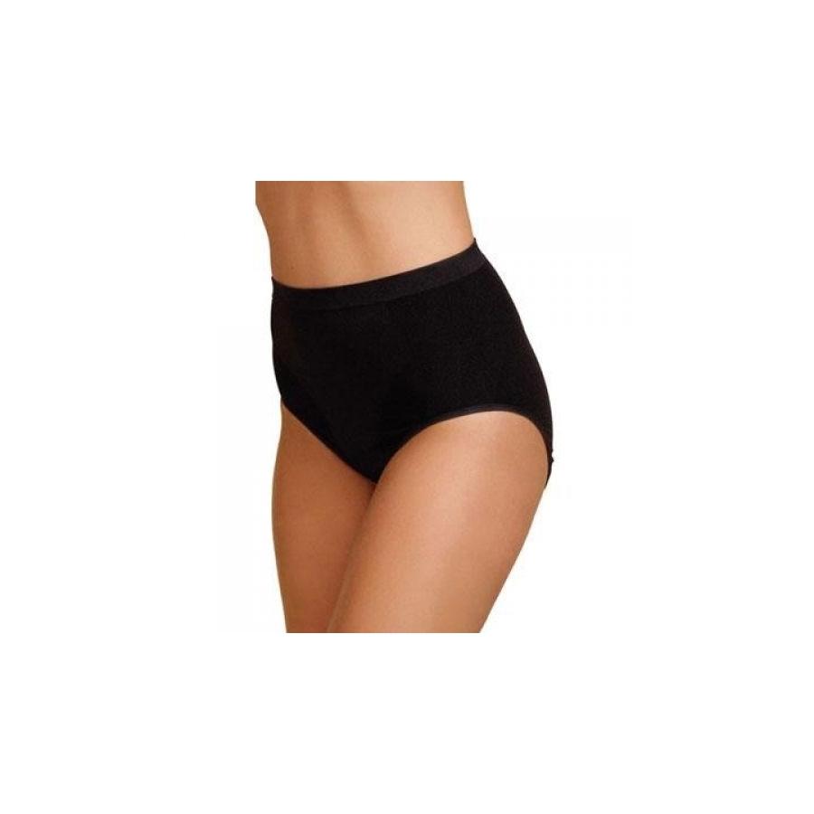 CARRIWELL kalhotky po porodu stahovací černé  ee05039d4f