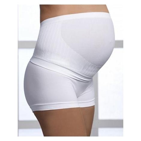 CARRIWELL těhotenský podpůrný pás bílý