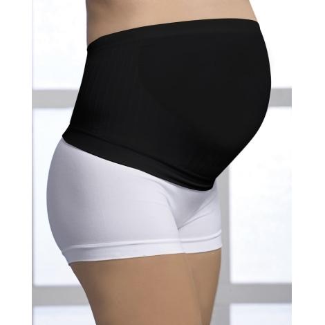 CARRIWELL těhotenský podpůrný pás černý M