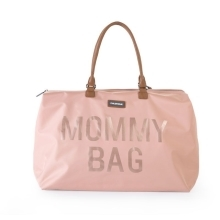 CHILDHOME Mommy Bag Big Pink