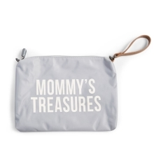 CHILDHOME Mommy Clutch Grey