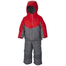 COLUMBIA Buga Set Bright Red