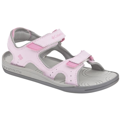 COLUMBIA Toddler Techsun Pink Lady,Castlerock vel.6