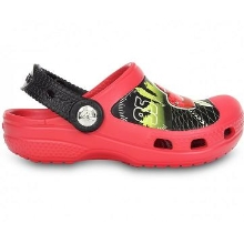 CROCS Lighting McQueen Clog Red