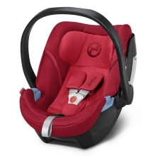 CYBEX Aton 5 Rebel Red 2018