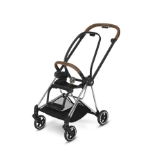 CYBEX Mios Podvozek Chrome Brown + Seat 2020