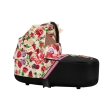 CYBEX Priam Lux Carry Cot Fashion Spring Blossom Light 2020