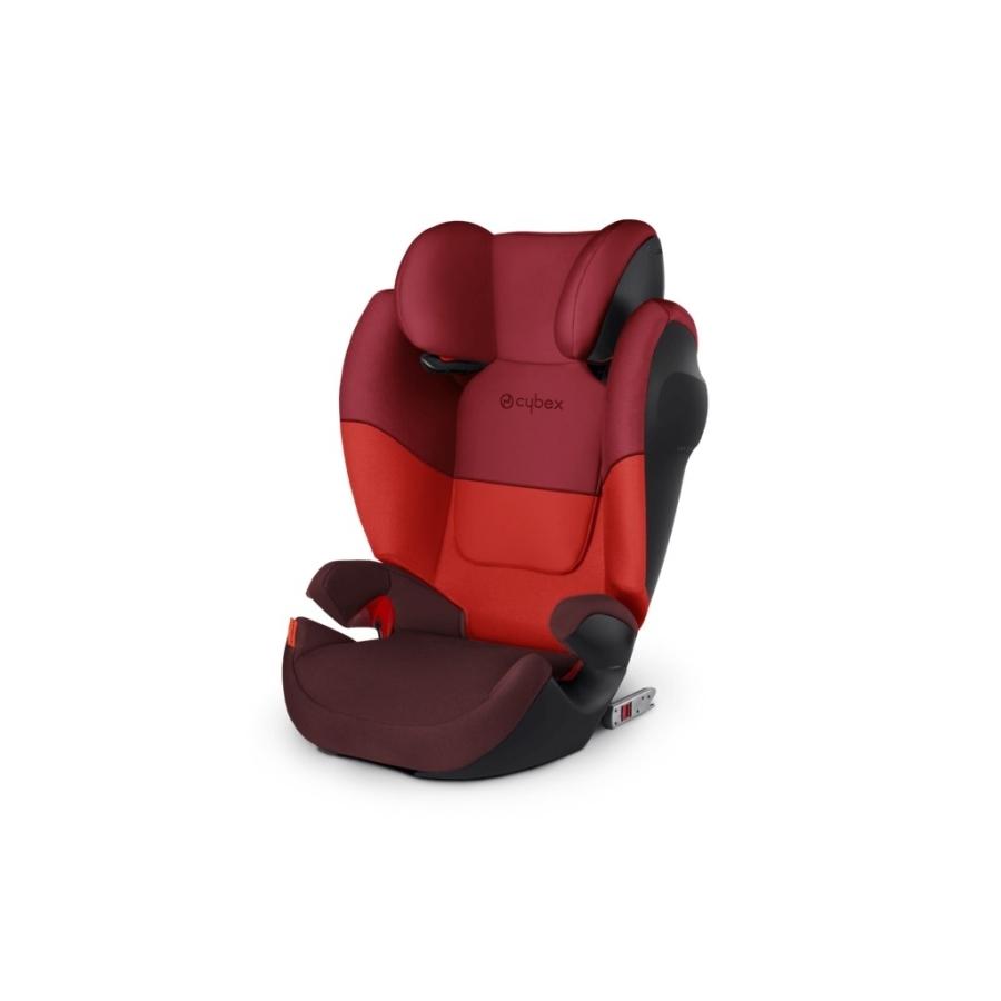 cybex solution m fix sl rumba red 2020 ond. Black Bedroom Furniture Sets. Home Design Ideas