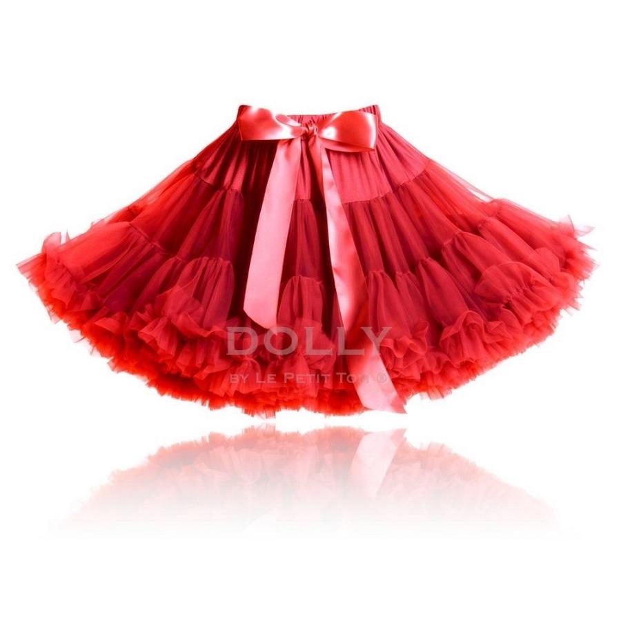 DOLLY sukně Červená karkulka (red) medium  0902baa1c8