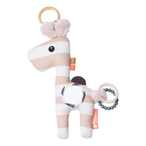 DONE BY DEER Aktivní hračka Raffi růžová