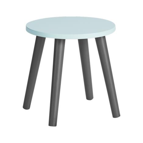 DONE BY DEER Dětská stolička modrá