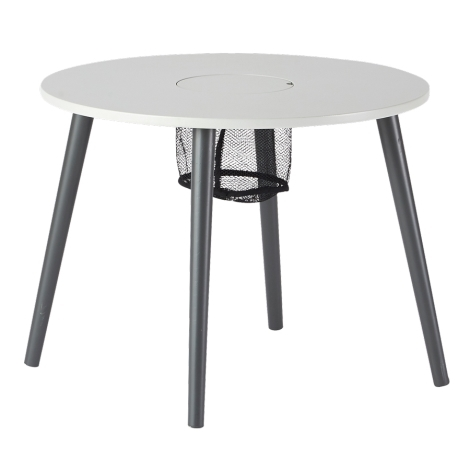 DONE BY DEER Dětský stůl šedá