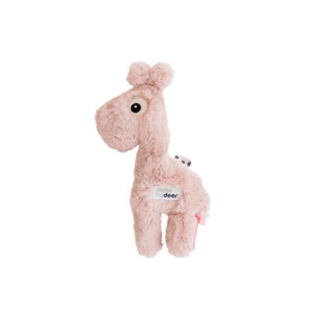 DONE BY DEER Mazlivá hračka Raffi malá růžová