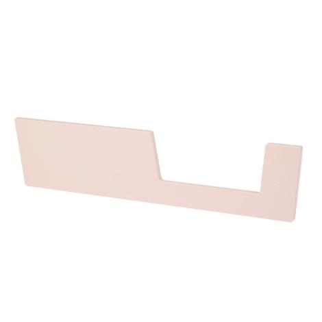 DONE BY DEER Zábrana k postýlce 120 x 60 cm růžová