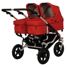 EASYWALKER korba DUO Plus berry red
