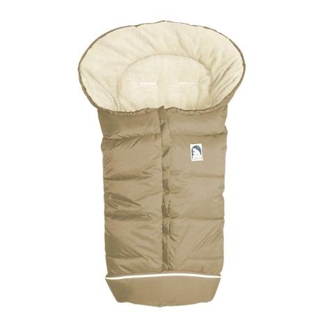 EISBÄRCHEN fusak nylon/fleece béžová/béžová