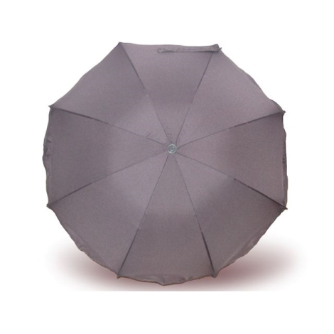 EISBÄRCHEN slunečník Premium šedý 80 cm