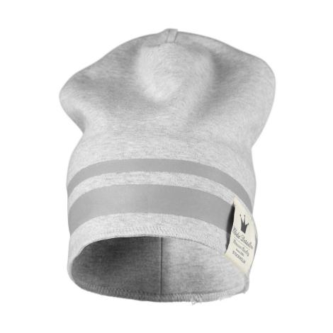 ELODIE DETAILS Bavlněná čepice Gilded Grey 0-6 m
