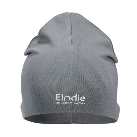 ELODIE DETAILS Bavlněná čepice Logo Tender Blue 2 - 3 r