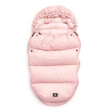 ELODIE DETAILS Fusak péřový Powder Pink