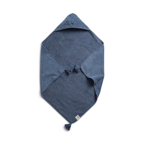 ELODIE DETAILS Osuška s kapucí Tender Blue