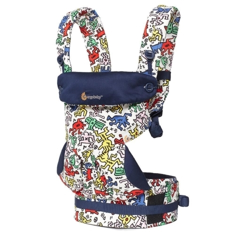 ERGOBABY Nosítko 360 Keith Haring Pop