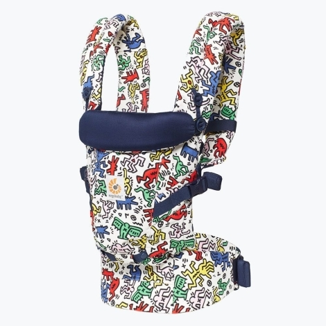 ERGOBABY Nosítko Adapt Keith Haring Pop