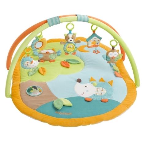 FEHN Forest Hrací 3D aktivity deka