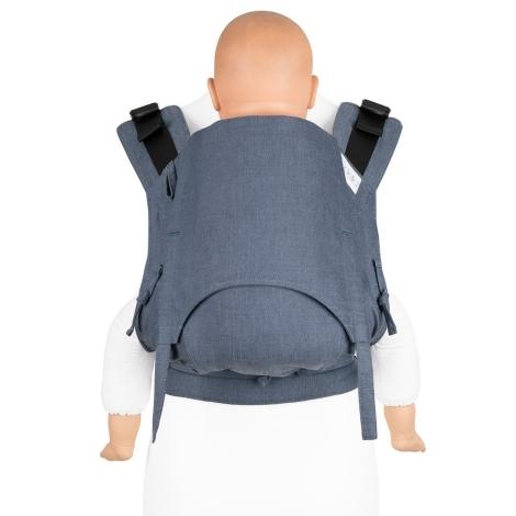 FIDELLA Fusion Toddler Size 2.0 Chevron Denim Blue