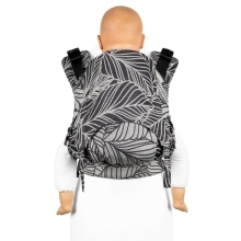 FIDELLA Fusion Toddler Size 2.0 Dancing Leaves Black & White