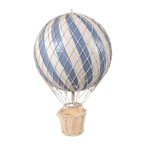 FILIBABBA Dekorace Air Balloon 20 cm Powder Blue