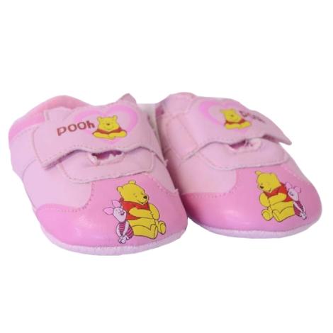 GRAZIELLA Capáčky Pooh růžová/tmavě růžová špička