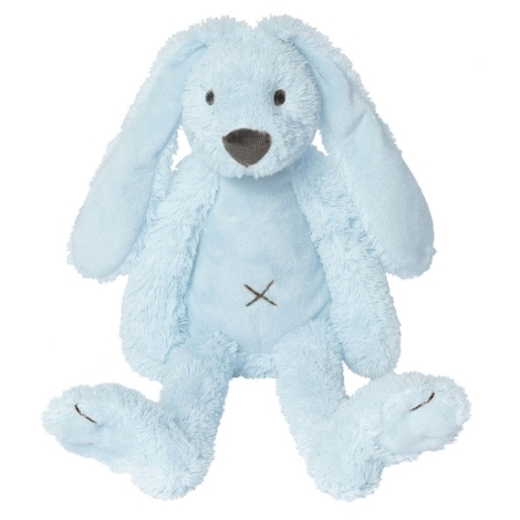 HAPPY HORSE Modrý králíček Richie 28cm