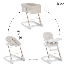 ICOO Grow with me 123 Diamond Beige