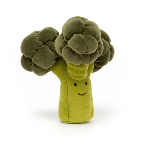 JELLYCAT Vivacious Vegetable Broccoli brokolice