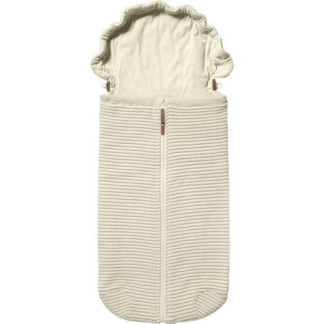 JOOLZ Essentials Žebrovaný fusak Off-White