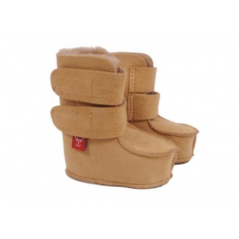 KAISER High Boot Camel vel. 19-20