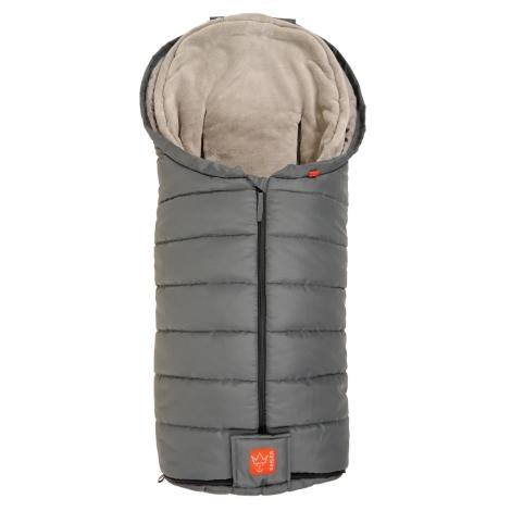 KAISER Paul 3v1 Thermo Fleece Anthrazit