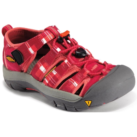 KEEN Newport H2 Barberry/Hot Coral Print vel.11