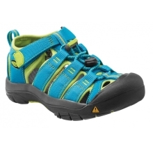 KEEN Newport H2 Hawaiian Blue/Green Glow vel. 10