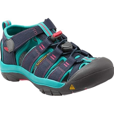 KEEN Newport H2 Midnight Navy/Baltic vel. 1