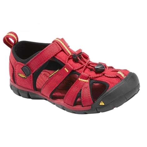 KEEN Seacamp CNX Chili Pepper/Dark Shadow vel.2