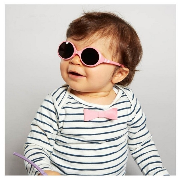110538856e9 KIETLA Sluneční brýle Diabola 0-18 m. růžová