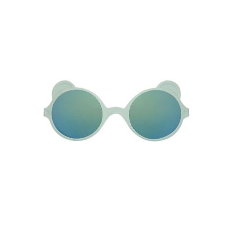KIETLA Sluneční brýle Ourson Almond Green 1 - 2 roky