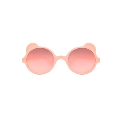 KIETLA Sluneční brýle Ourson Peach 2 - 4 roky