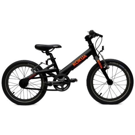 KOKUA Like to Bike 16´ Speciální edice black orange, torpedo