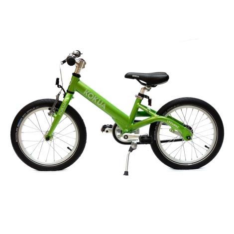 KOKUA Like to Bike 16´ zelená, torpedo