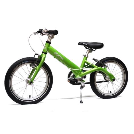 KOKUA Like to Bike 16´ zelená, V-brakes