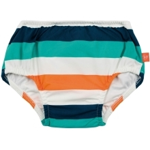 LÄSSIG Swim Diaper Boys Multistripe