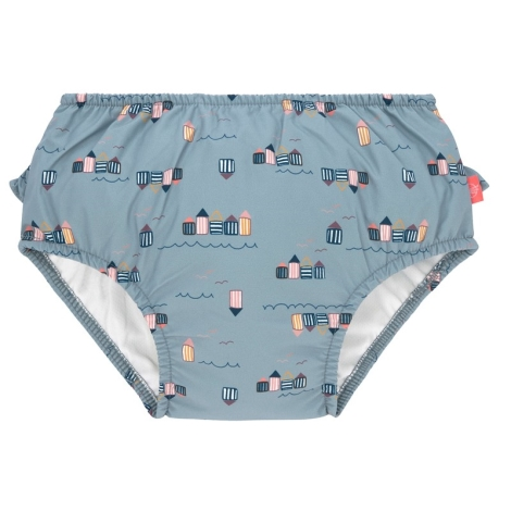 LÄSSIG Swim Diaper Girls Beach House 18 měsíců